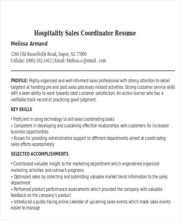 Best Sales Resume Free Amp Premium Templates