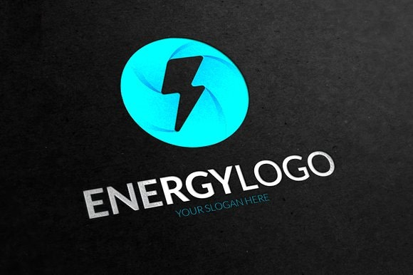electrical flash energy logo