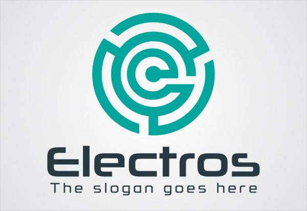 electrical engineering logo design