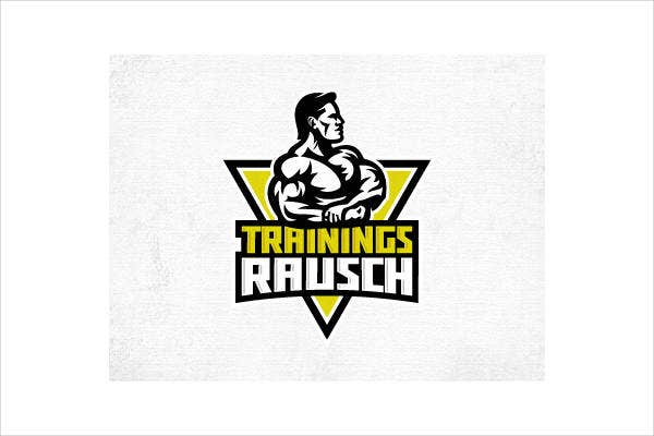 Fitness Training Program Logo