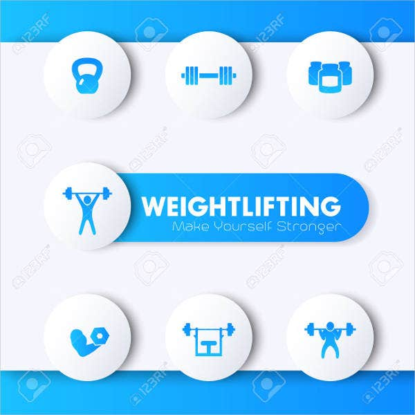 Fitness Training App Logo