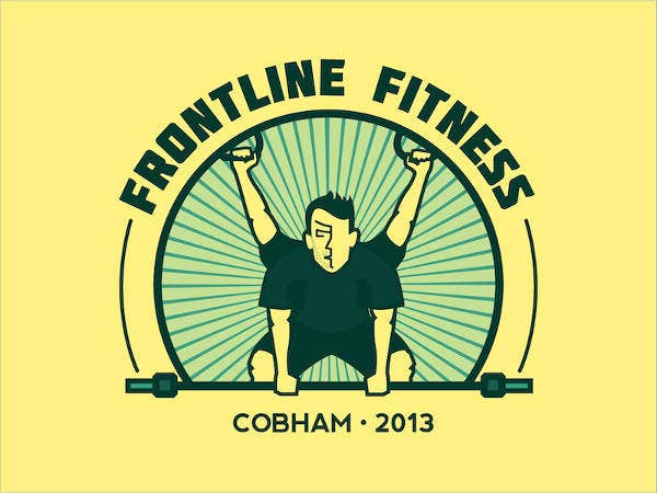 Corporate Fitness Facility Logo