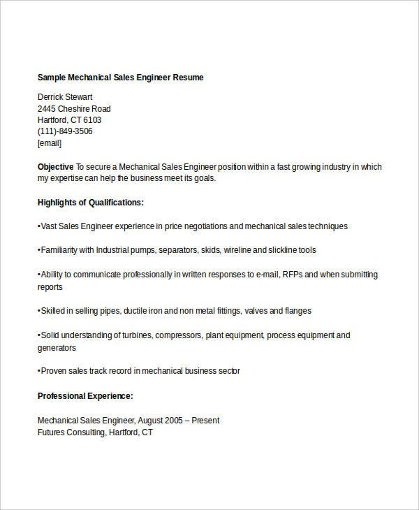 Cover Letter Qa Qc Engineer