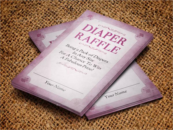Diy Diaper Ceremony Invitation