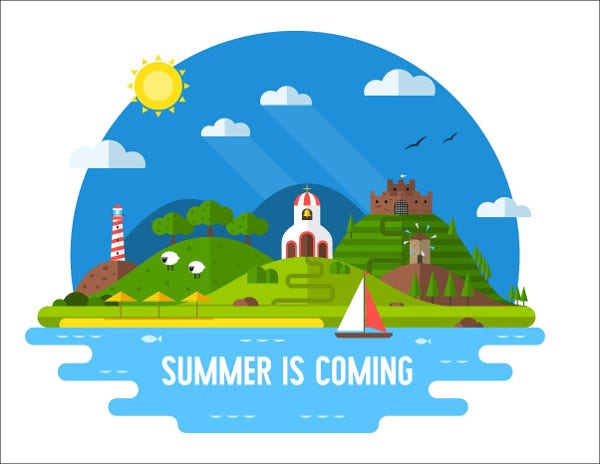 summer-vector-travel-poster