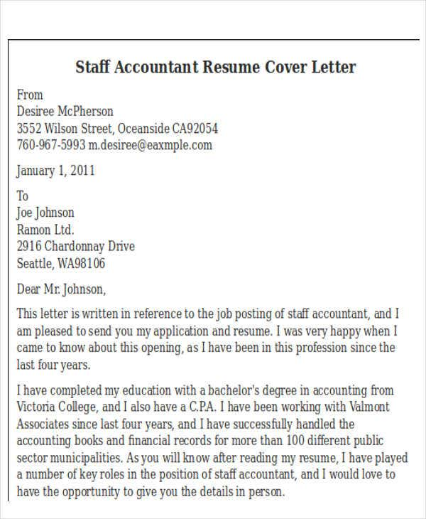 34 Accountant Resumes in Doc – Accountant Resumes