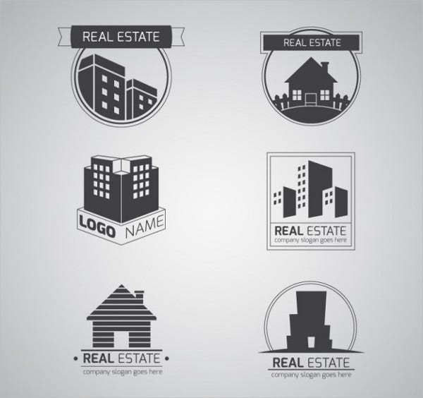real estate development company logo