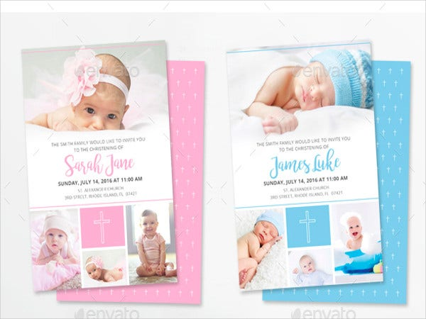 45 ceremony invitation designs free premium templates baptism christening ceremony invitation stopboris Gallery