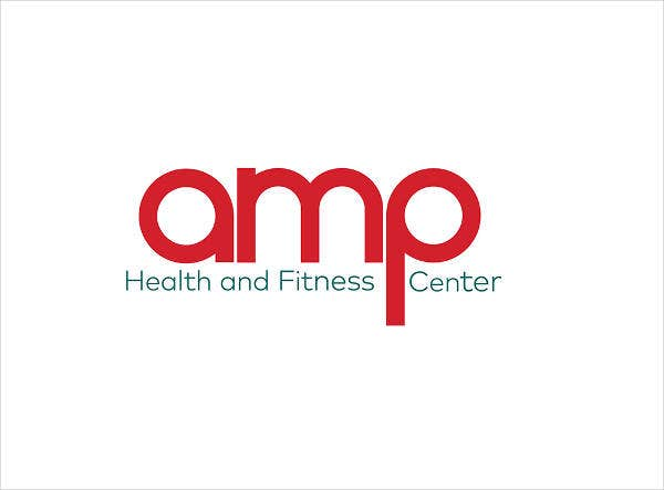 Fitness Community Center Logo