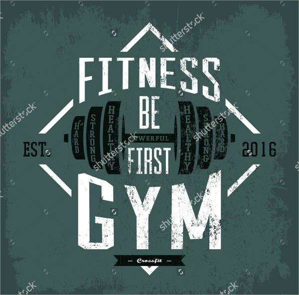 Fitness First Gym Logo