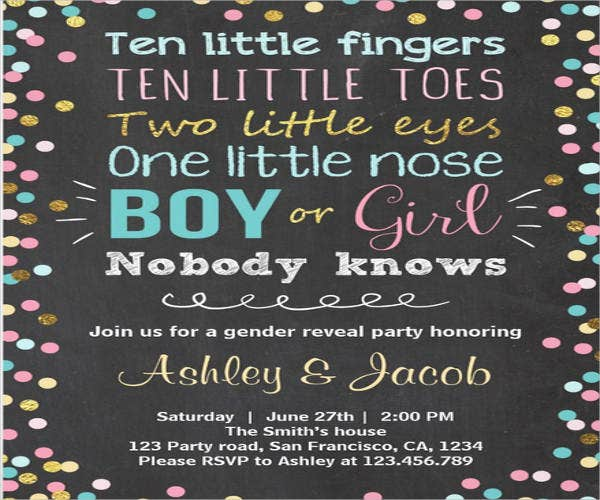 gender-reveal-ceremony-invitation-psd