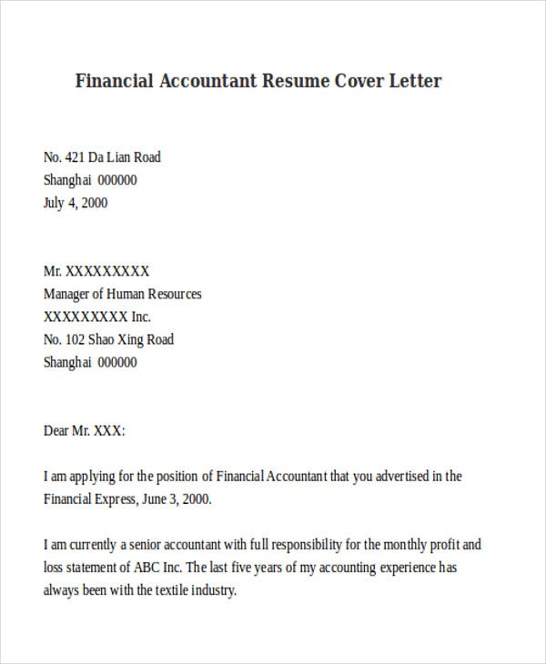 financial accountant resume cover letter2