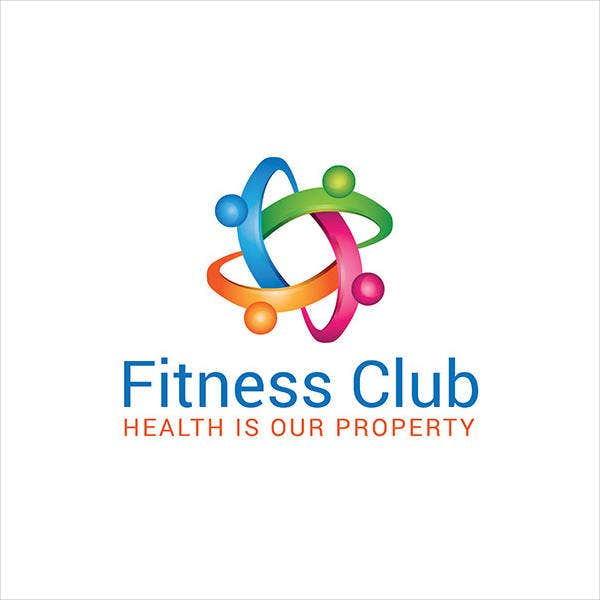Health and Fitness Magazine Logo