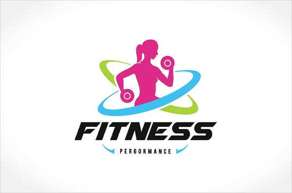 Women's Health and Fitness Logo