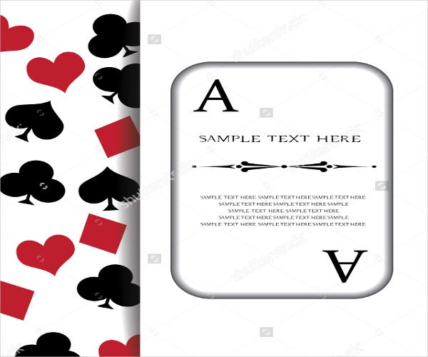 surprise-casino-party-ceremony-invitation