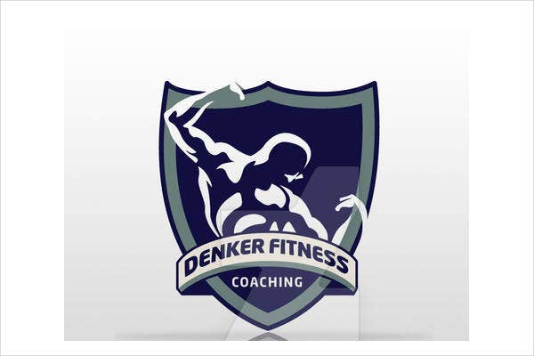 Fitness Model Coach Logo