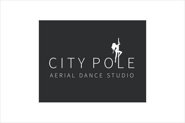 Pole Dance Fitness Logo