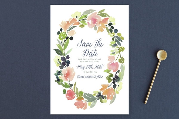 Save The Date Templates  Free  Premium Templates