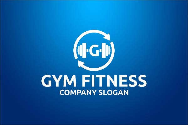 Fitness Workout Studio Logo