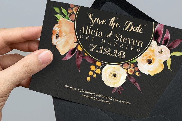 save-the-date-psd-template