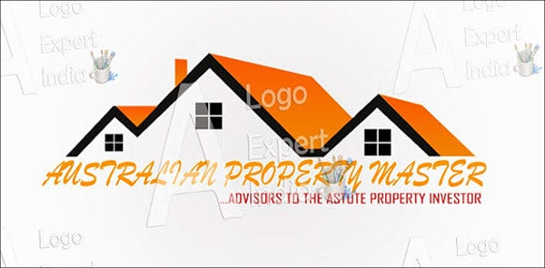 real-estate-company-business-logo