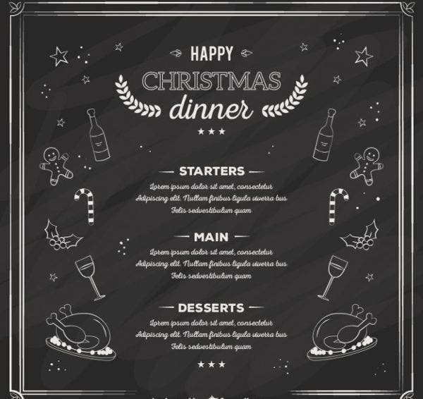 sample dinner party menu1