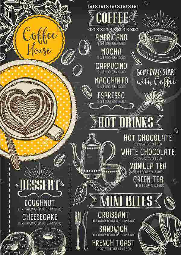 tea party menu card2