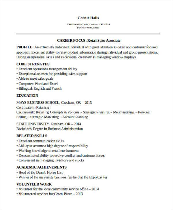 Entry Level Sales Resume Entry Level Resumes Examples Related Free
