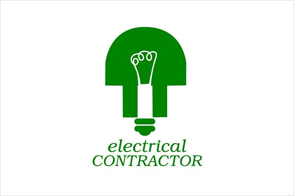 Electrical Contractor Logo Design