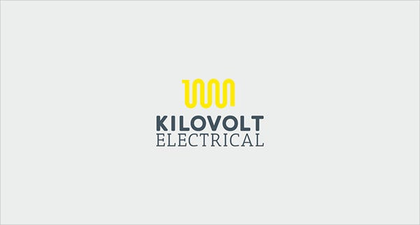 Electrical Business Logo Design