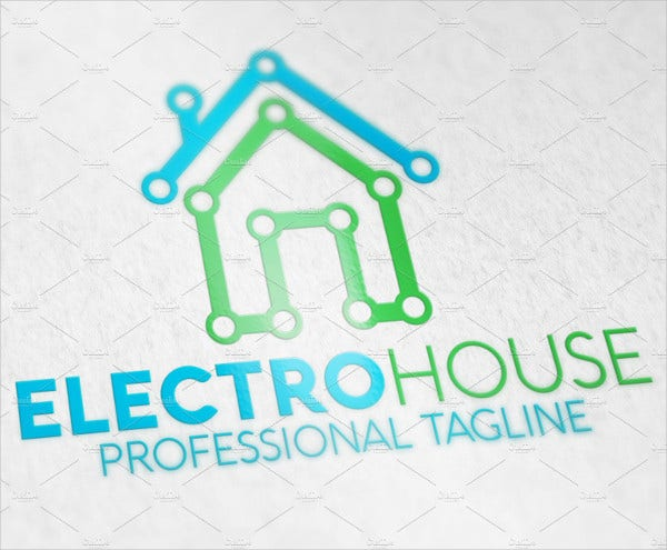 electrical house company logo1