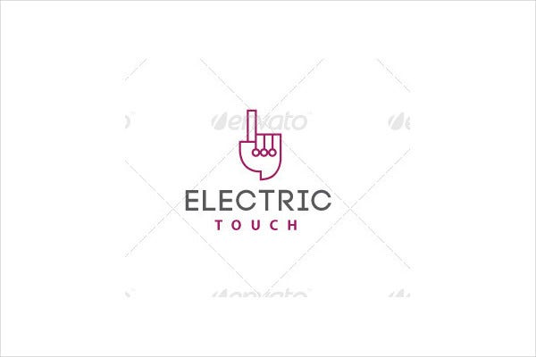electrical company product logo