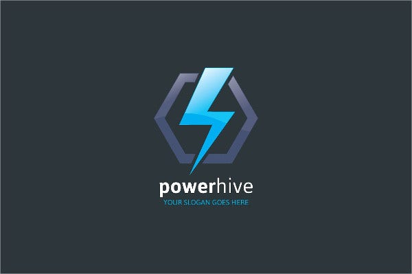 45+ Electrical Logo Designs | Free & Premium Templates