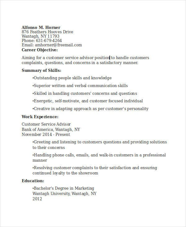 30  basic banking resume templates