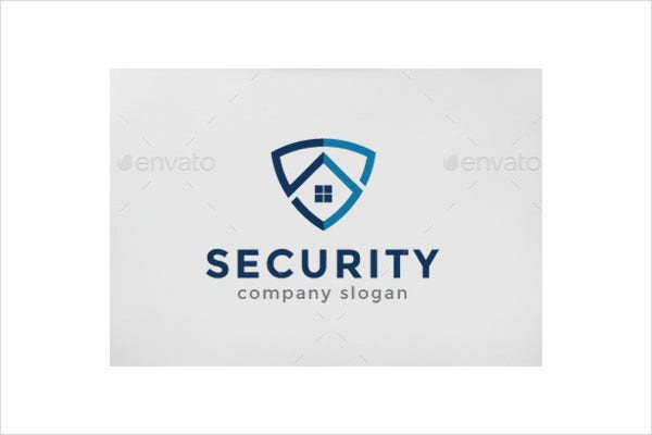 electrical security system logo