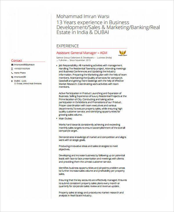 banking sales officer resume1