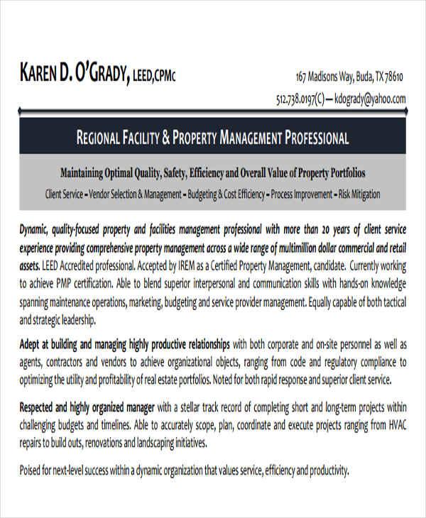 retail banking manager resume6