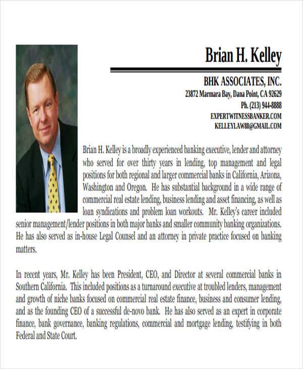 retail banking executive resume8