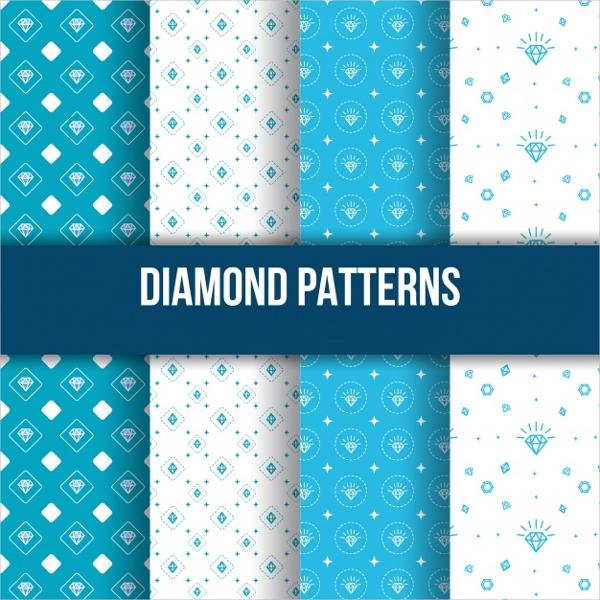 hand-drawn-diamond-pattern