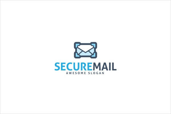 Business Email Marketing Logo