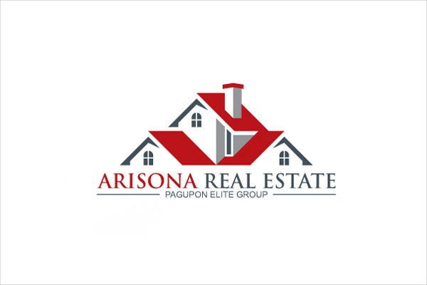 Business Real Estate Studio Logo