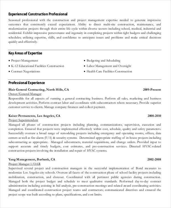 sample construction work resume2