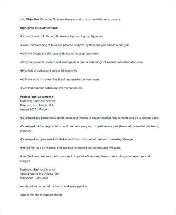 business analyst marketing resume3