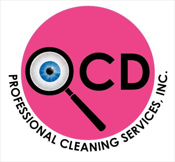 Business Cleaning Services Logo
