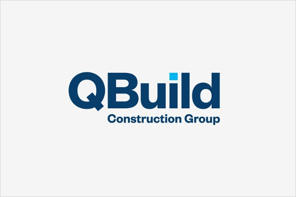 Construction Grid Business Logo