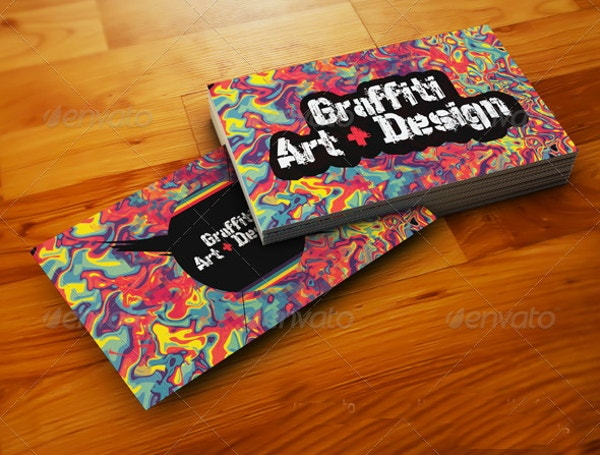 23 Artistic Business Card Templates