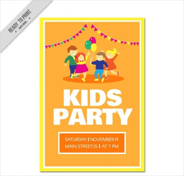 funny-kids-party-invitation