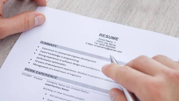 27 modern fresher resume templates