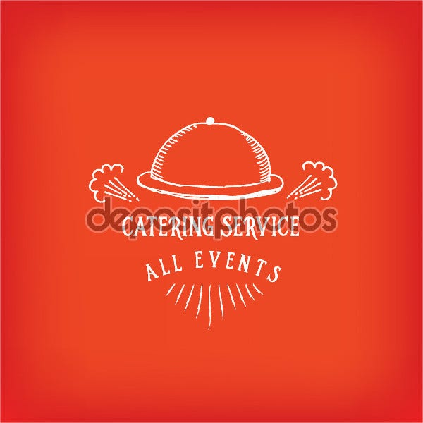 Catering Club Service Logo