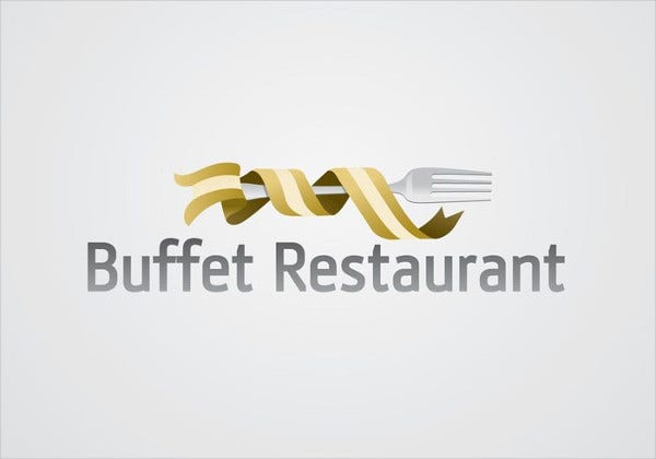 Catering Buffet Service Logo